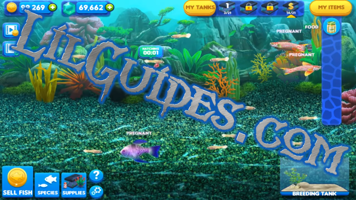 Fish tycoon 2 virtual aquarium cheats for coins and gems for Fish tycoon 2