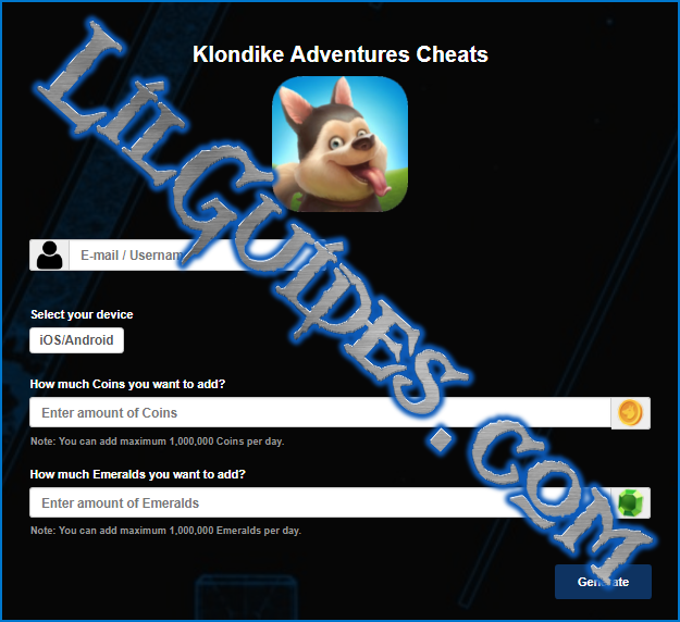 Klondike Adventures Cheats [FREE Coins and Emeralds] – Lil