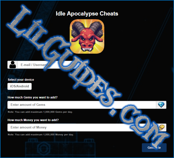 Idle Apocalypse Cheats – Easy unlimited Gems, Money and Resources